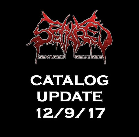 UPDATE 12/9/17 NEW ARRIVALS LISTED HERE!!!