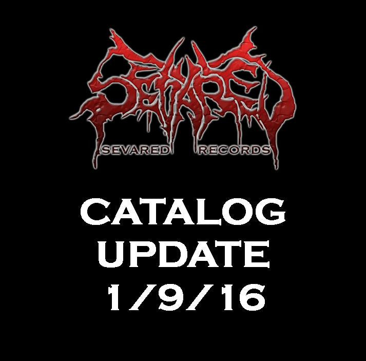 CATALOG UPDATE 1/9/17 NEW ARRIVALS LISTED HERE!!!
