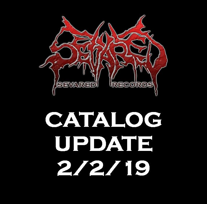 UPDATE 2/2/19 NEW ARRIVALS LISTED HERE!!!
