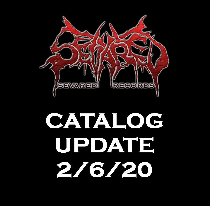 UPDATE 2/6/20 New arrivals listed here!!!