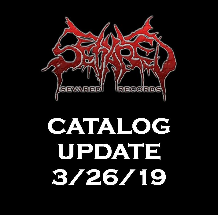 UPDATE 3/26/19 NEW ARRIVALS LISTED HERE!!!