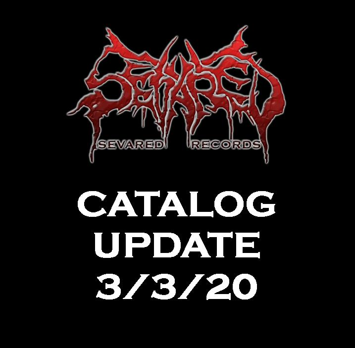 UPDATE- 3/3/20 New Arrivals Listed Here!!!