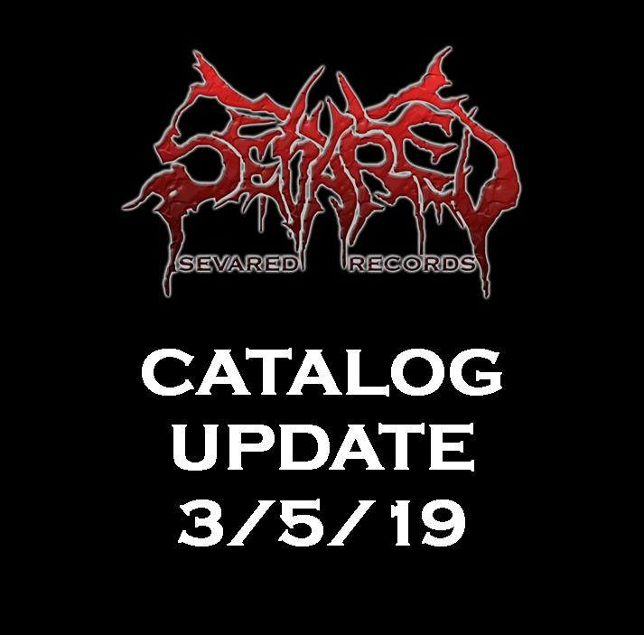 UPDATE 3/5/19 NEW ARRIVALS LISTED HERE!!!