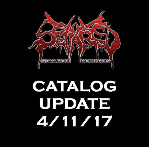 UPDATE 4/11/17 NEW ARRIVALS LISTED HERE!!!