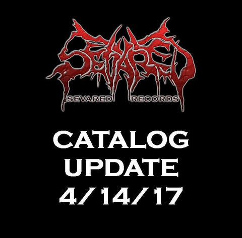 UPDATE 4/4/17 NEW ARRIVALS LISTED HERE!!!