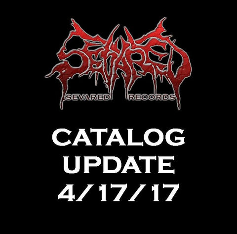 UPDATE 4/17/17 NEW ARRIVALS LISTED HERE!!!