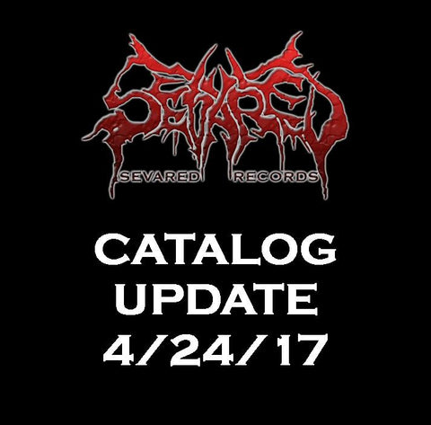 UPDATE 4/14/17 NEW ARRIVALS LISTED HERE!!!