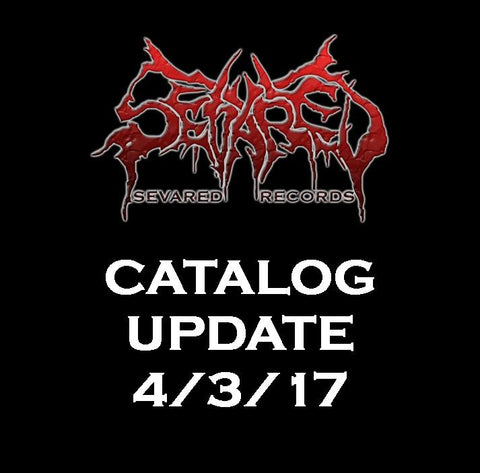 UPDATE 4/3/17 NEW ARRIVALS LISTED HERE!!!