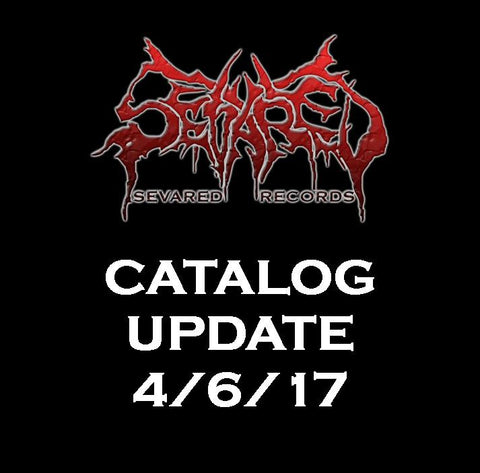 UPDATE 4/6/17 NEW ARRIVALS LISTED HERE!!!