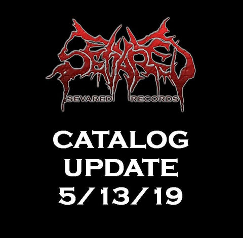 UPDATE 5/13/19 NEW ARRIVALS LISTED HERE!!!