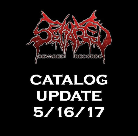 UPDATE 5/16/17 NEW ARRIVALS LISTED HERE!!!