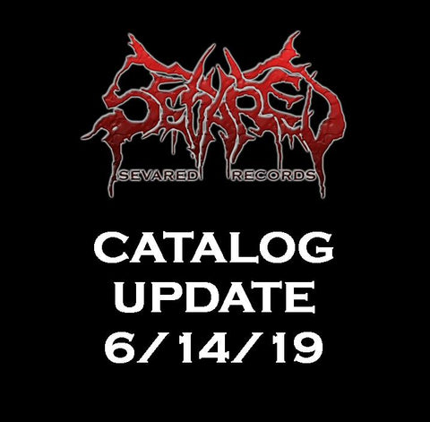 UPDATE 6/14/19 NEW ARRIVALS LISTED HERE!!!