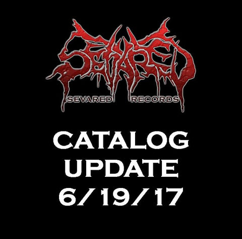 UPDATE 6/19/17 NEW ARRIVALS LISTED HERE!!!