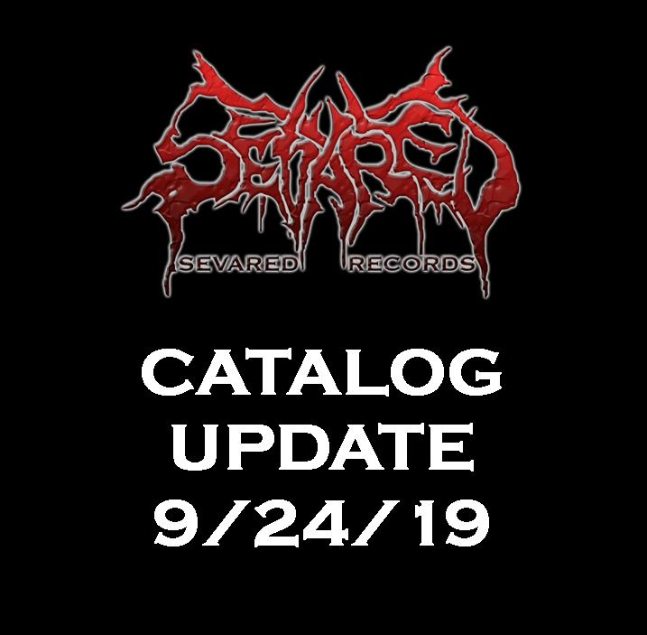 UPDATE 9/24/19 NEW ARRIVALS LISTED HERE!!!