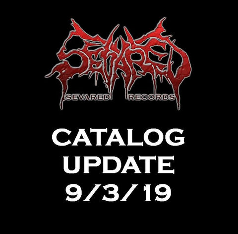 UPDATE 9/3/19 NEW ARRIVALS LISTED HERE!!!