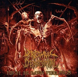 Urethral Defecatioin- High Human Feelings CD on Ghastly Music