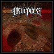"Usurpress- In Perminant Twilight 12"" LP VINYL"
