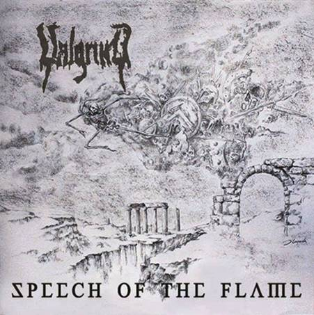 Valgrind- Speech Of The Flame CD on Lord Of The Flies Rec.