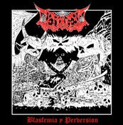 Verdugo- Blasfemia Y Perversion CD on Hell Prod.