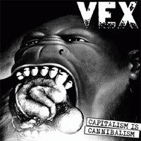 Vex- Capitalism Is Cannibalism CD on RTM Rec.