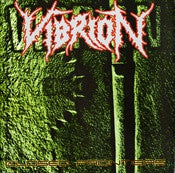 Vibrion- Closed Frontiers / Erradicated Life CD on Disembodied R