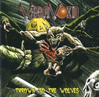 Viravoid- Thrown To The Wolves CD