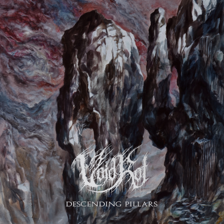 Void Rot- Descending Pillars CD on Everlasting Spew