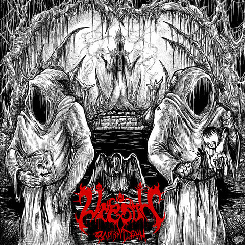 Vrenth- Baptism Death CD on Rotted Life Rec.