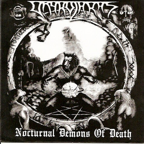 Vrykolakas- Nocturnal Demons Of Death CD