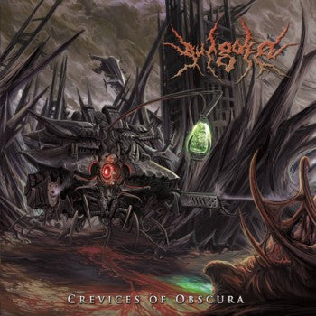 Vulgore- Crevices Of Obscura CD on P.E.R.