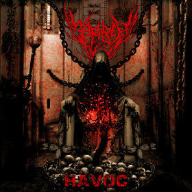WARBELL- Havoc CD on Goressimo Rec.