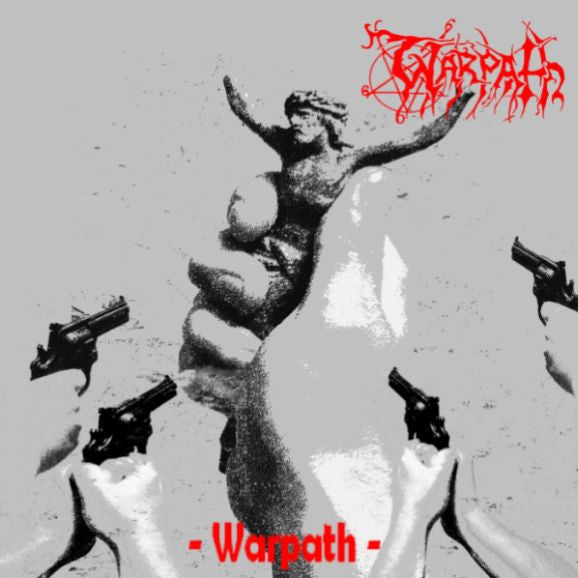 Warpath- S/T CD on Nitroatomosfericum Rec.