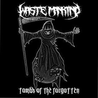 Waste Mankind / Sh*t Being- Split CD on Mankind Misery