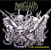 WASTELAND- The Awakening CD Distributed by Sevared Rec.