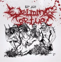 WELDING TORTURE- S/T EP 2011 MCD on Sevared Records