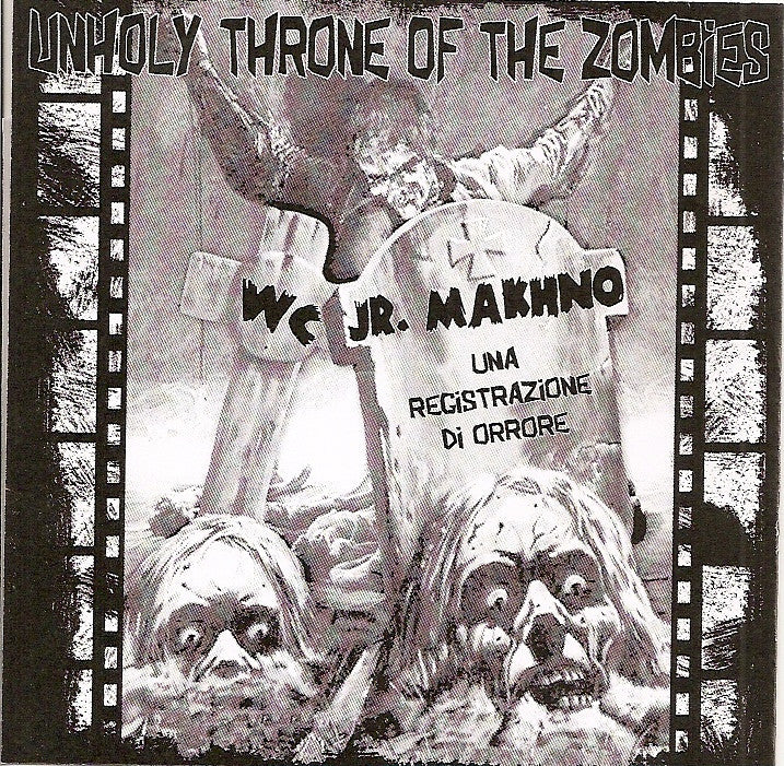 Wiolence Conjugale- Unholy Throne Of The Zombies PRO-CDR