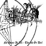 Witchmaster- No Peace At All.. CD on Time Before Time Records