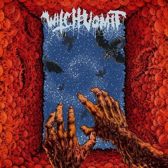 Witch Vomit- Poisoned Blood DIGI-CD on Nuclear Winter Rec.