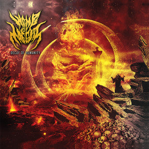 Womb Of Maggots- Decay Of Humanity CD on Lord Of The Sick Rec.