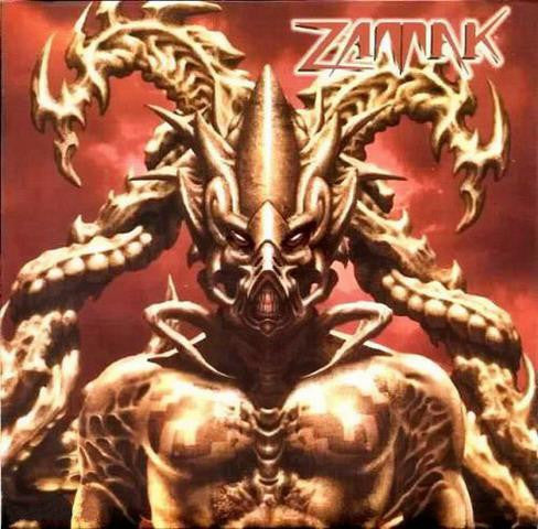 Zamak- H*te, Dominion, Revenge CD on American Line Prod.