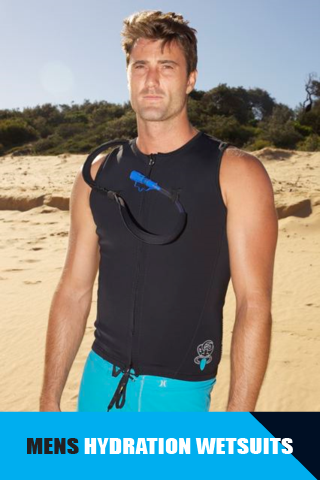 Mens Hydration Wetsuits