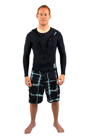 Mens Long sleeve Hydration top