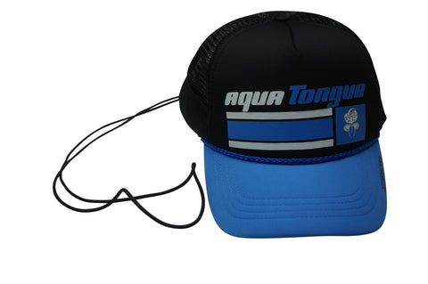Aqua Tongue Surf Cap with rope tie