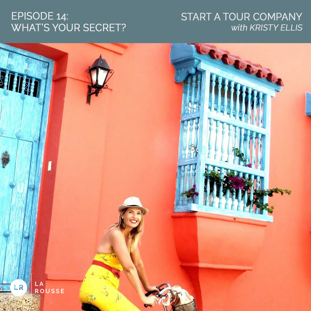WYS 014: Move to Colombia and Start a Tour Company