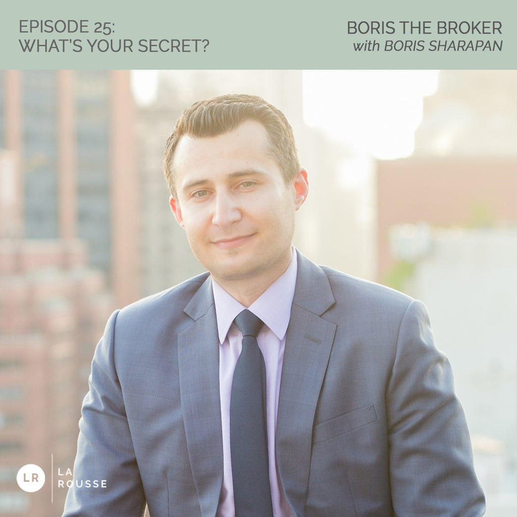 WYS 025: Boris the Broker
