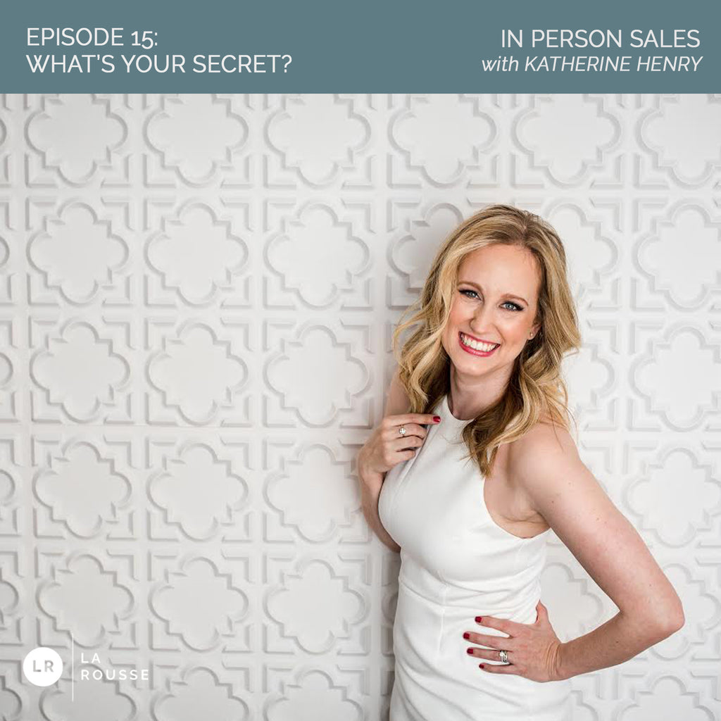 WYS 015: In Person Sales for your Boudoir Studio
