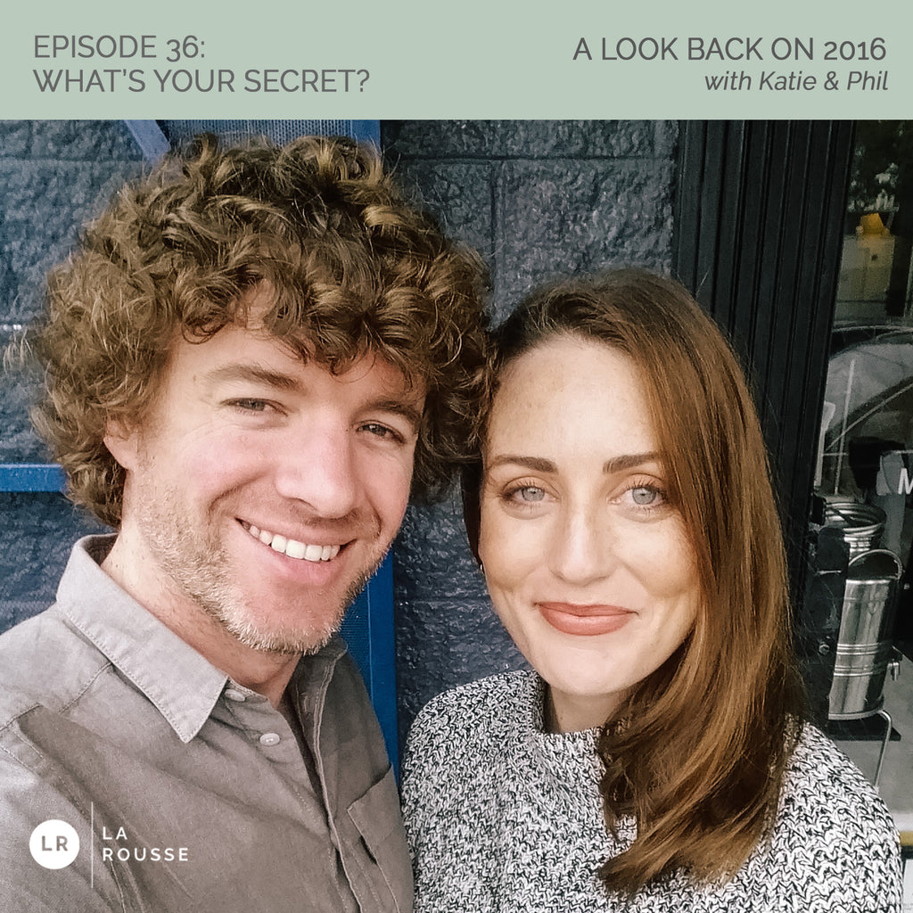WYS 036: A Look Back on 2016 with Katie & Phil