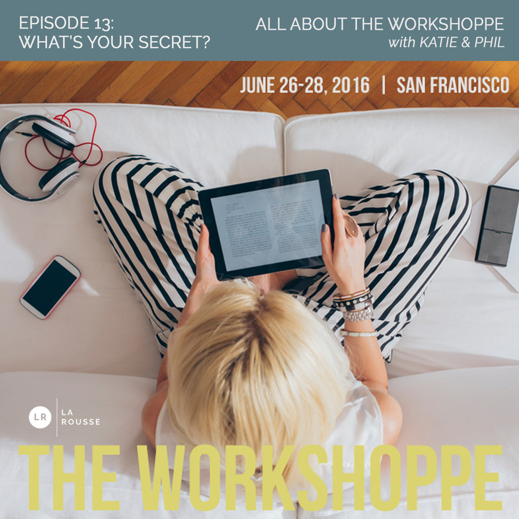 WYS 013: All About the Workshoppe (Starting Your Own Online Business)