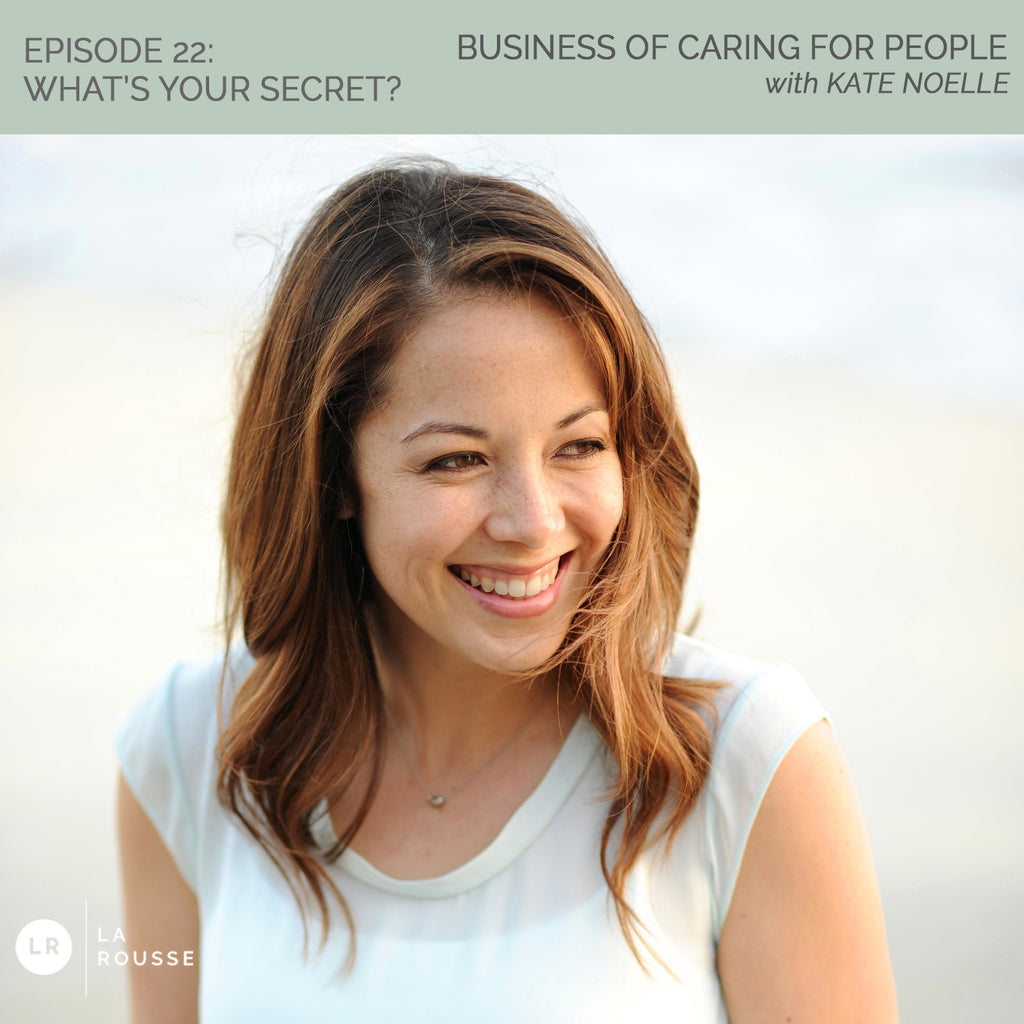 WYS 022: The Business of Caring for People