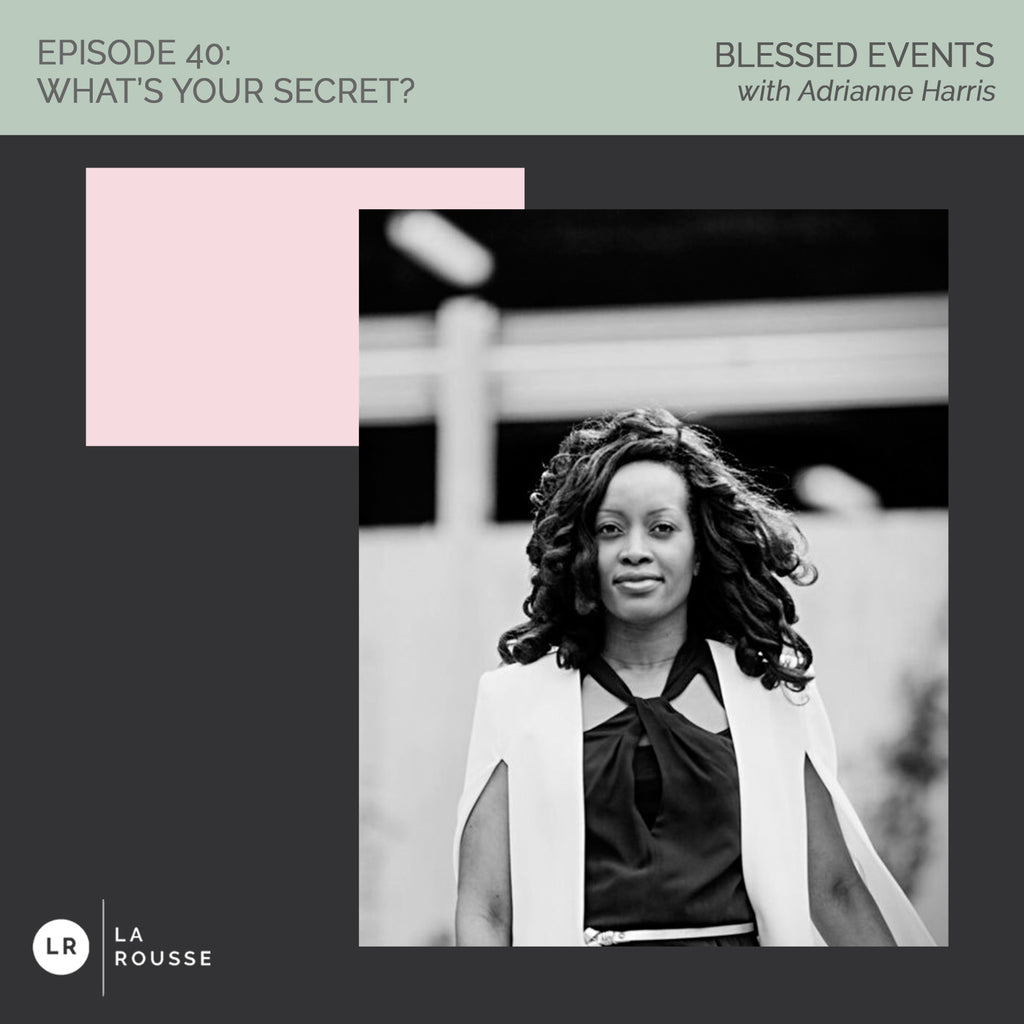 WYS 040: Adrianne Harris of Blessed Events